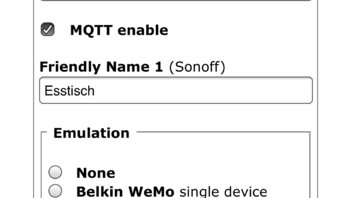 Ein Schalter für alle sonoff/shelly Lichtschalter