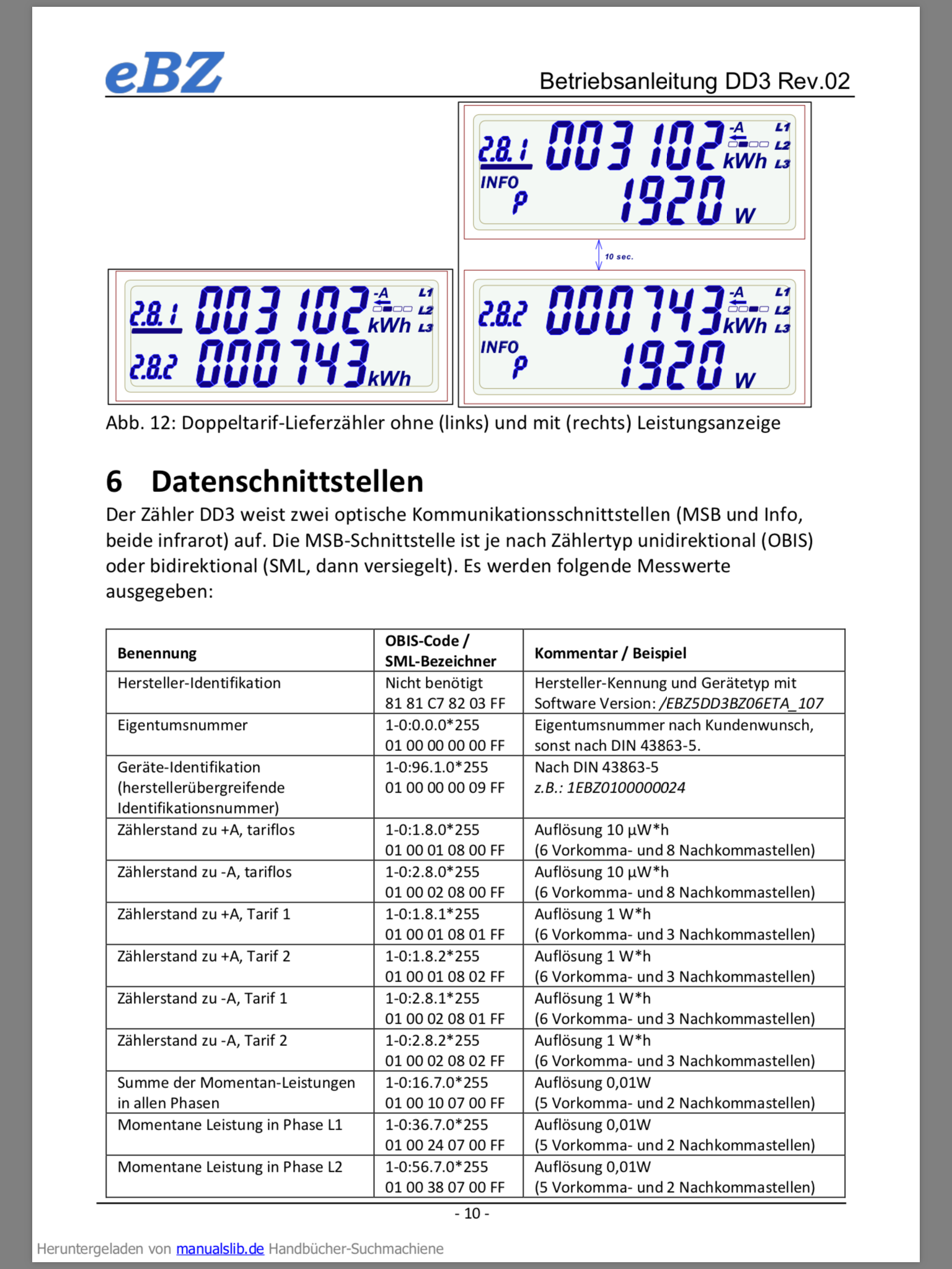 D0 Zähler SML auslesen mit Tasmota - Seite 21 - TASMOTA